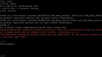 Server problem beim script ESX - Codingbereich - GTA-FIVEM ORG
